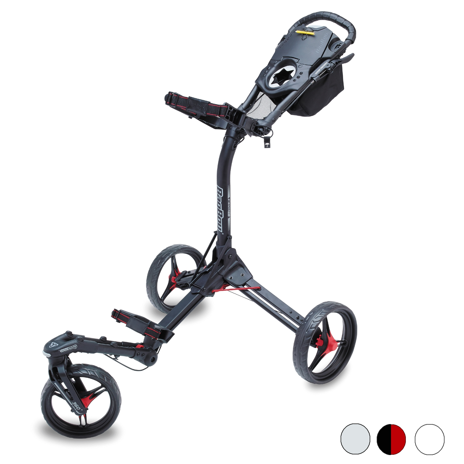 Bag Boy Tri Swivel Deluxe 2.0 Trolley