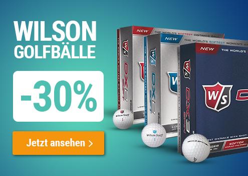 Wilson Golfbälle