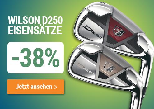 Wilson D250 Eisen