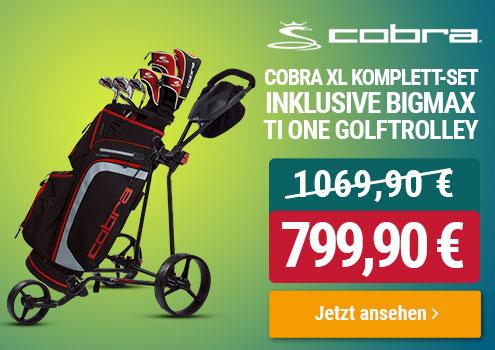 Cobra XL Komplettset