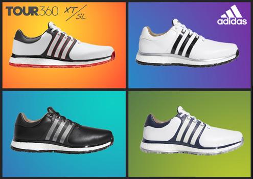 Adidas Tour 360 XT Golfschuh4