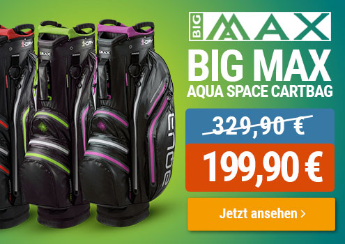 BigMax Space Golfbag