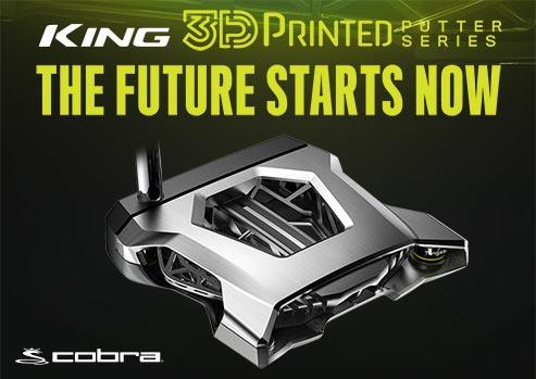 Cobra 3D Putter