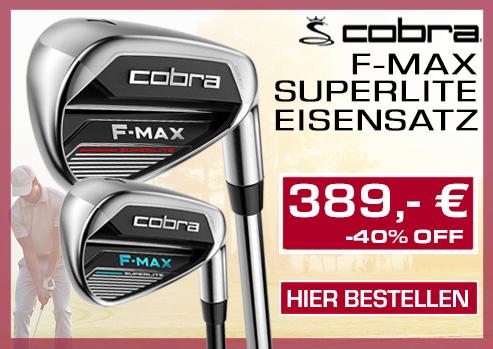 Cobra F-Max Eisen