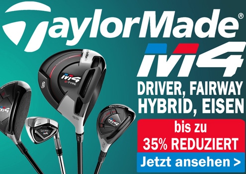 TaylorMade M4