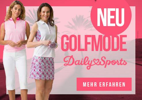 Daily Damen Golfbekleidung