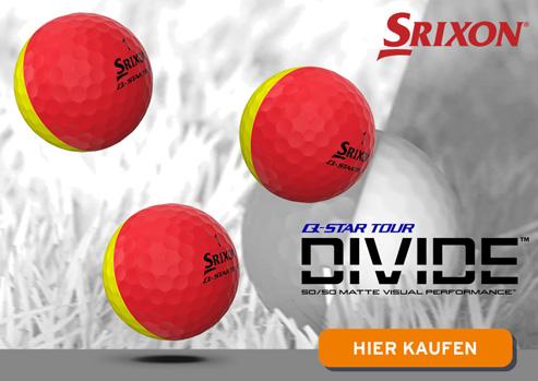 Srixon Q Star Golfball Divide