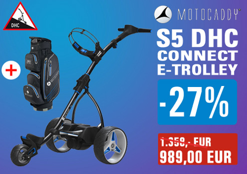 Motocaddy S5 DHC