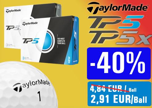 Taylormade golfball Angebot
