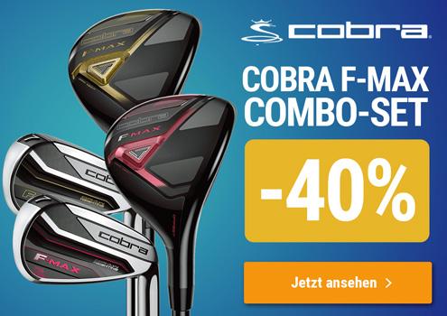 Cobra F-Max Golfschläger