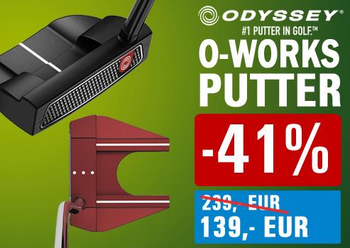 Odyssey Putter Sale