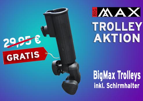 BigMax Trolleys Aktion