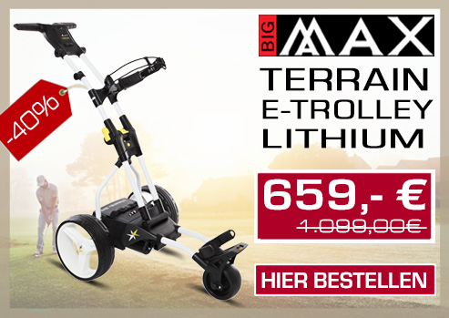 Golf E-Trolley Angebot