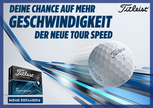 Titleist Tour Speed Golfball