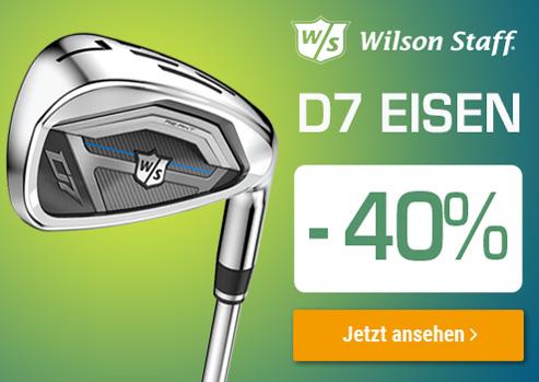 Wilson D7 Eisen